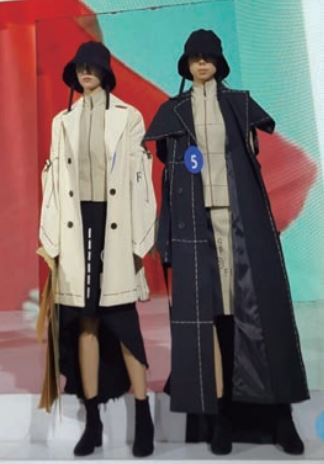 A Kingo Wins New Designers Contest at the 2018 Gangnam Festival