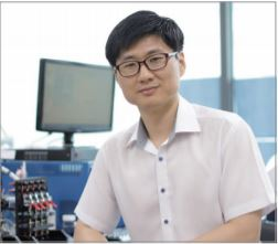 Professor Park Ho-seok Wins Scientist of the Month Award