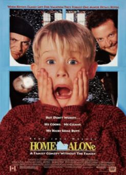 Home Alone: Christmas with a Golden Oldie