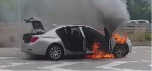BMW Cars Catching Fire